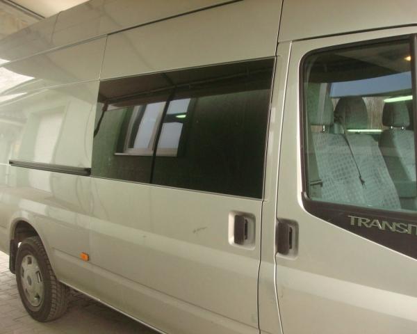 Zabudowa brygadowa Ford Transit